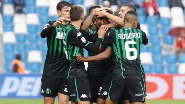 Сасуоло срещу Наполи за Купата след успех над Катания