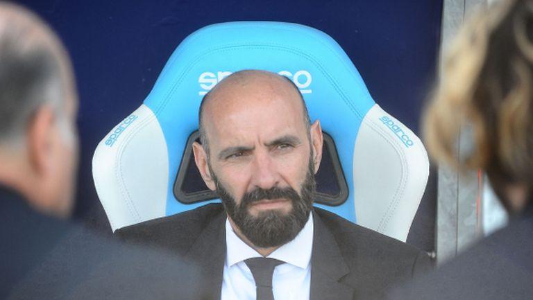 Мончи: Рома е амбициозен тим, макар сега да сме непостоянни