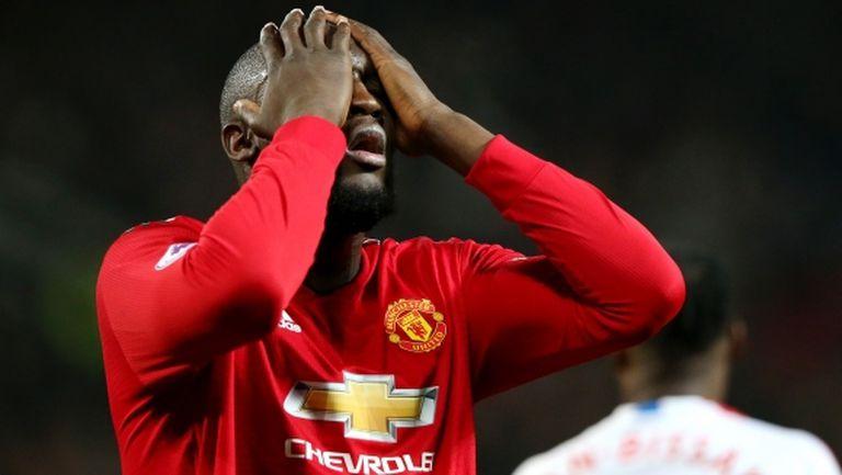 Лукаку също иска да напусне Манчестър Юнайтед заради Моуриньо