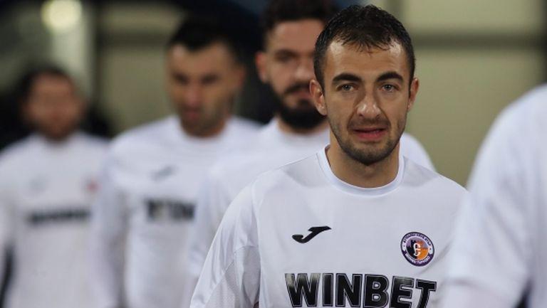 Дани Младенов: Голът ни беше редовен, проблемите в Левски не са от миналата година