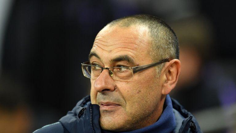 Сари: Ман Сити си остава най-добрият отбор в Европа