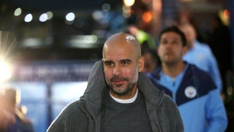 Гуардиола е доволен от Сити, въпреки загубата