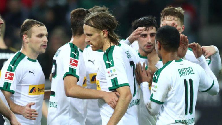 Смените върнаха Борусия (М) на второто място