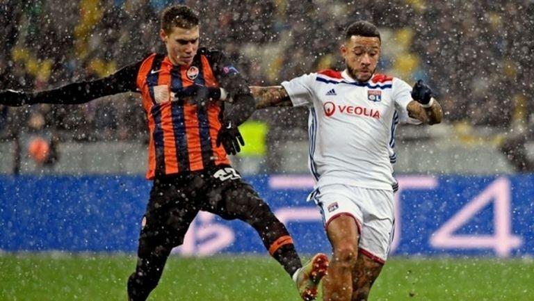 Лион е последният осминафиналист в Шампионската лига (видео)