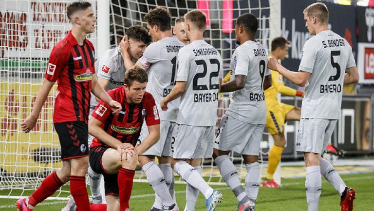 Фрайбург - Байер Леверкузен 0:1