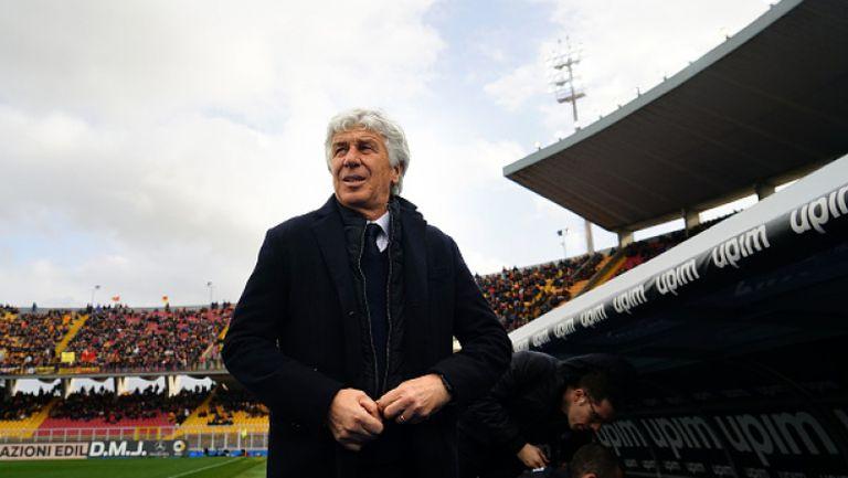 Гасперини призна, че е имал Covid-19 преди срещата с Валенсия