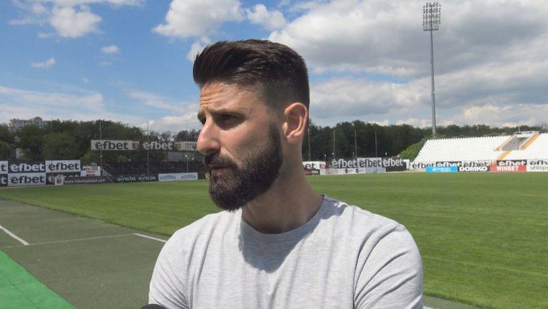 Димитър Илиев: Не очаквам проблемите в Левски да се отразят на терена