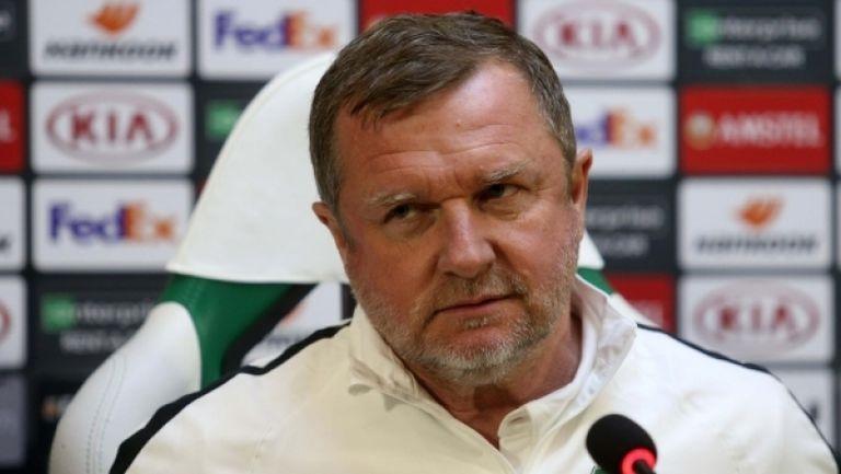 Върба: Загубата за Купата ще ни амбицира срещу Левски