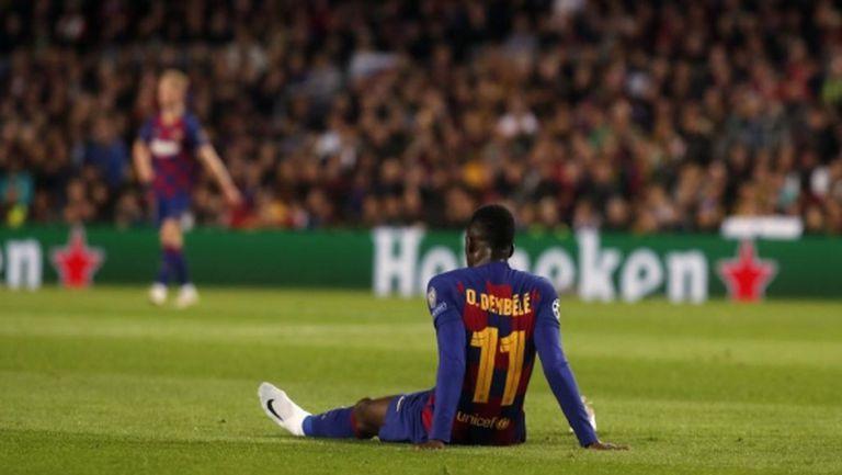 Барселона не пуска Дембеле в Катар