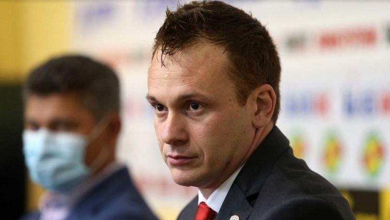 Добрин Гьонов: Считам, че трансферът на Камбуров е сигурен