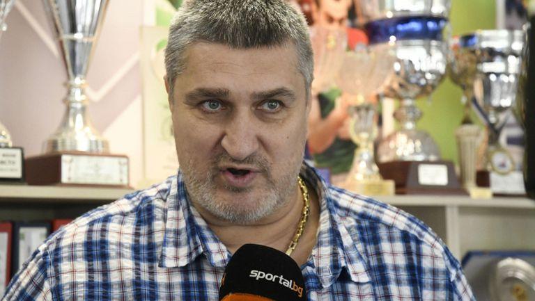 Любо Ганев: Шансът Марица да играе в Турция е нищожен