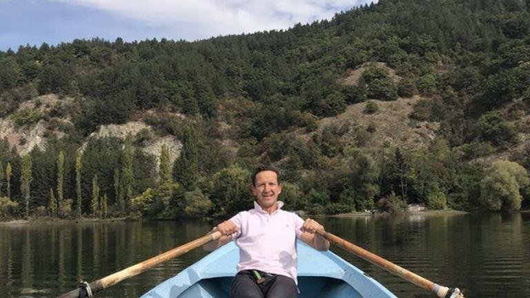Вторият българин, преплувал Ламанша, ще прекоси Атлантика с гребане (видео + снимки)
