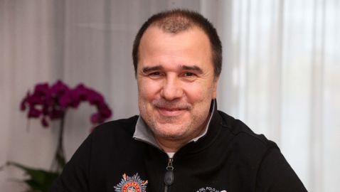Цветомир Найденов обяви новия спонсор на Левски