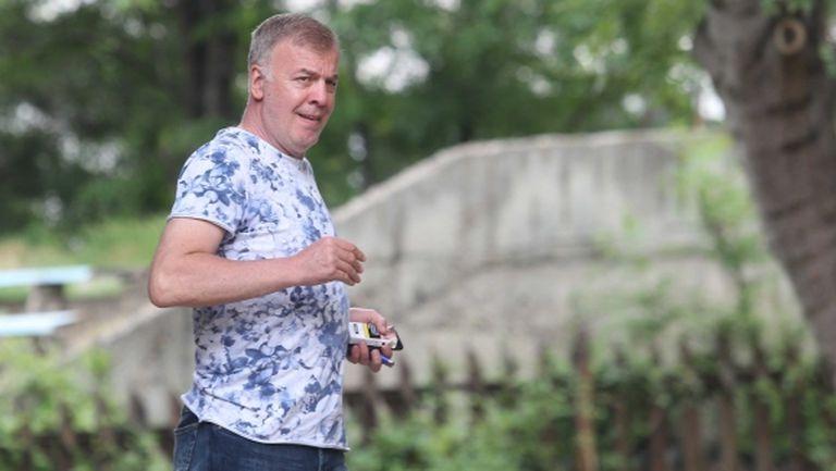 Мишо Вълчев: Не се случва често главният акционер да няма милиони