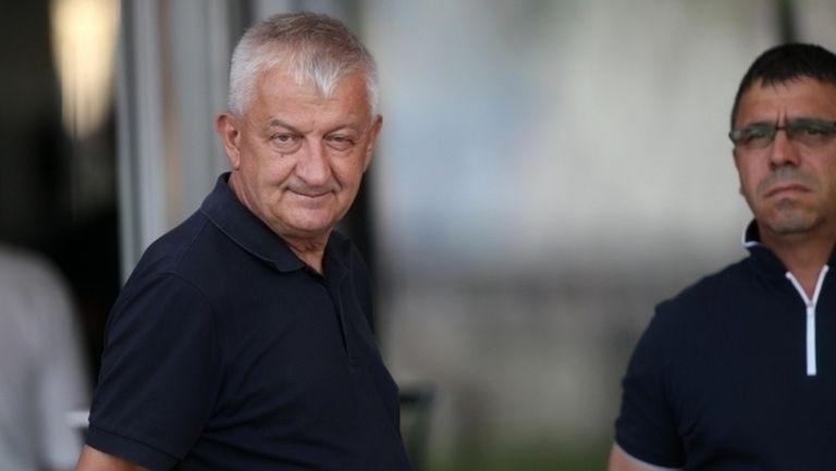 Крушарски: Петрович и Томашевич са неизменна част от нашата игра