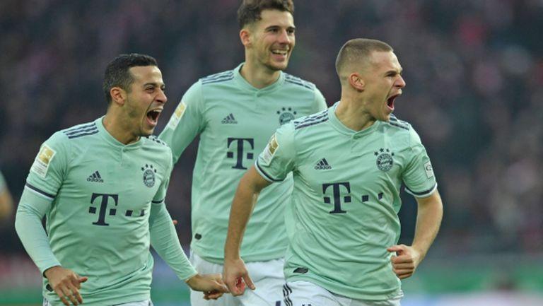 """Трима от шампионите попаднаха в """"11-те на кръга"""" в Германия"""