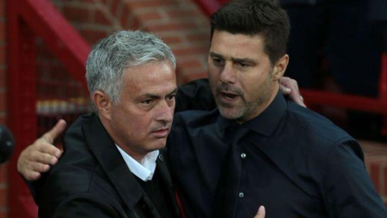 Почетино съжалява за Моуриньо и не вижда причина да коментира слуховете за Юнайтед
