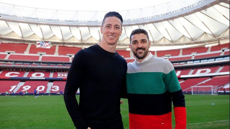Голям психологически стимул за Атлетико Мадрид