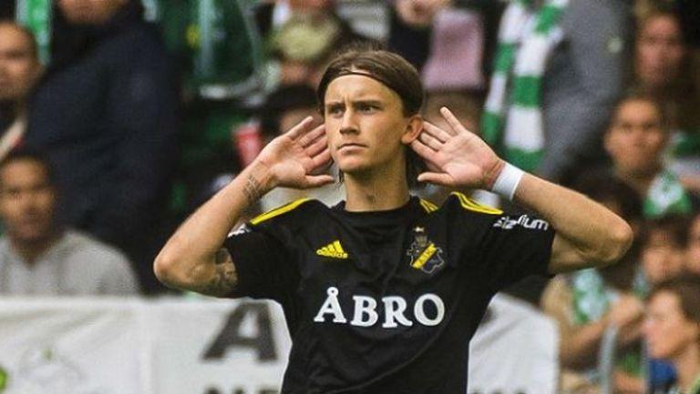 Краснодар преговаря за шведски национал