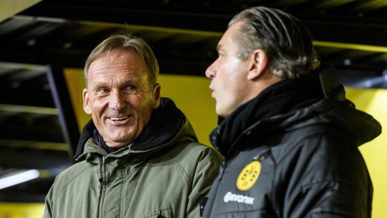 Шефът на Дортмунд: По-стабилни сме от това, за което сме си мечтали, а това е проблем