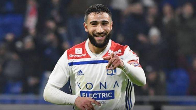 Лион изпусна победата в Монпелие