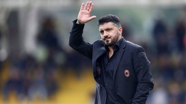 Милан постави ултиматум на Гатузо