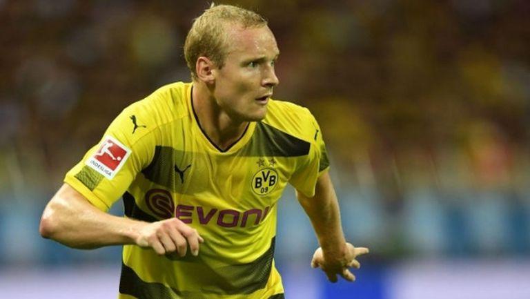 Роде няма да играе в Дортмунд до края на сезона