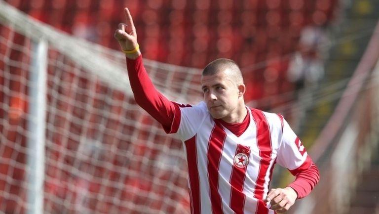 Отбор от Втора лига взе бивш футболист на ЦСКА
