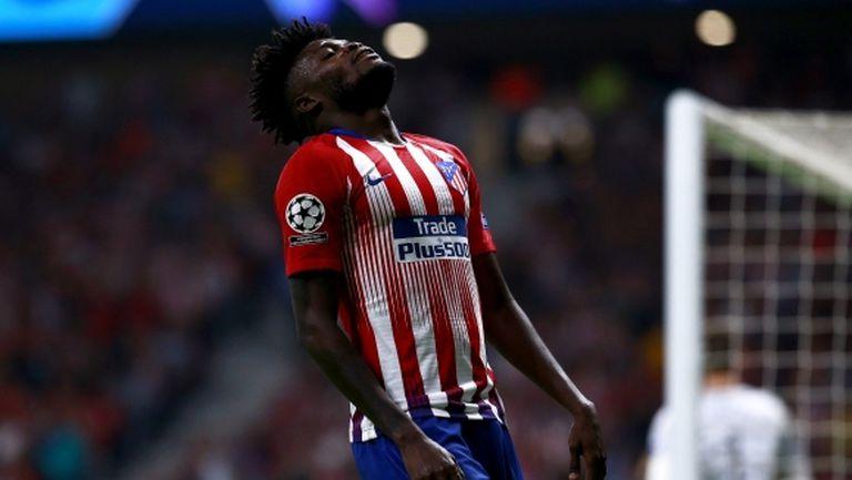 Играч на Атлетико отрече да е недоволен, бил разбран погрешно