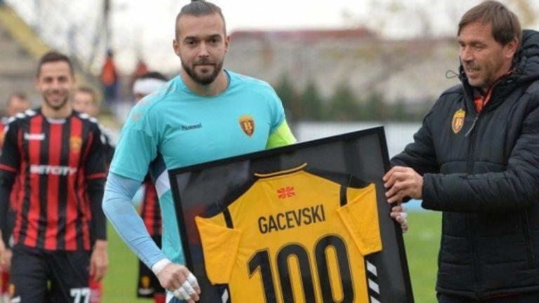 ЦСКА-София преговаря за привличането на Филип Гачевски?