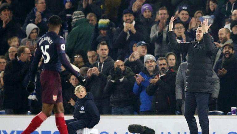 ФА започна разследване срещу мениджъра на Арсенал