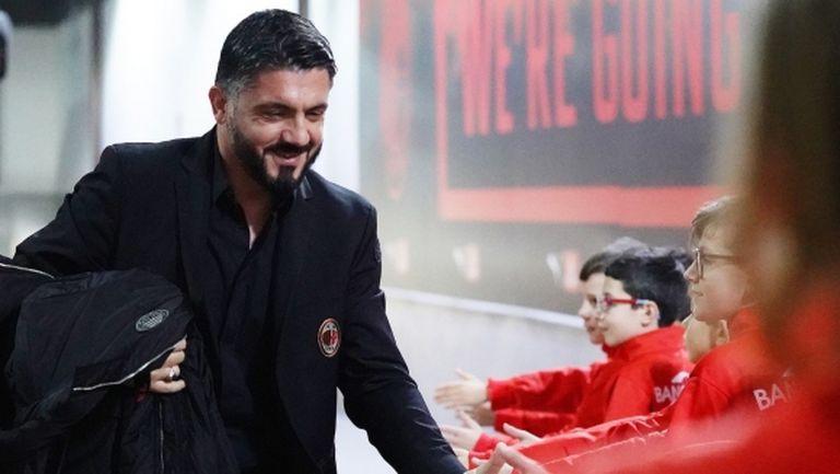 Гатузо: Проблемите на Милан са психологически