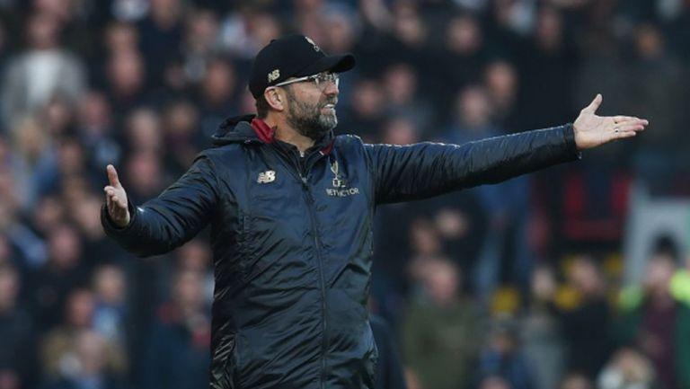 Клоп притеснен от атаката на Арсенал
