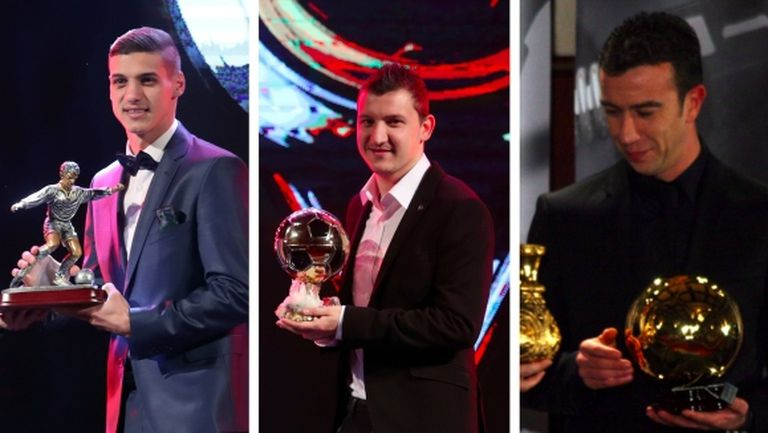 Ясна е тройката на Футболист на България - големият победител ще е от Първа лига