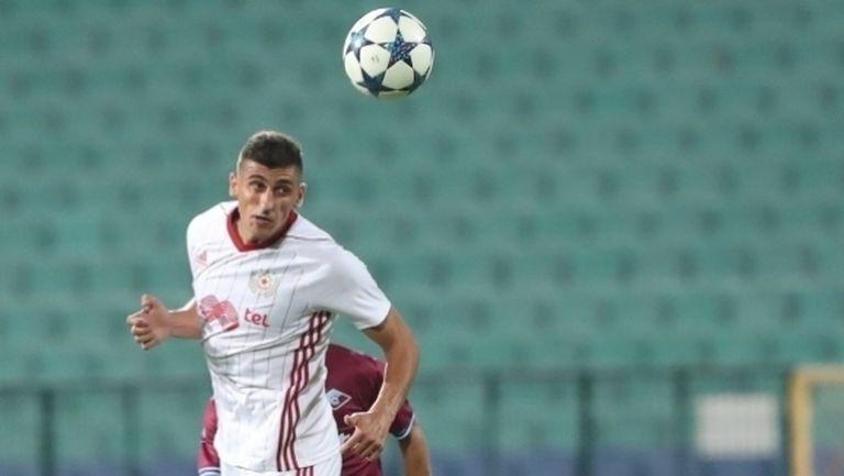 Освободен от ЦСКА-София бързо си намери нов отбор