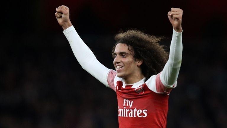 Гендузи: Винаги съм искал да играя в Арсенал, можем да победим Ливърпул