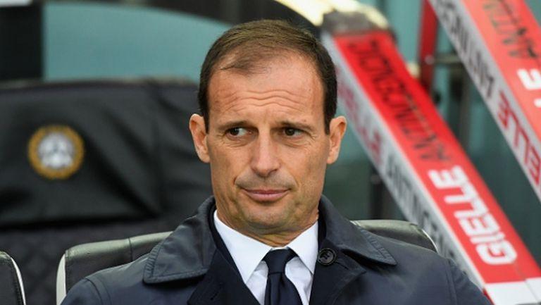 Алегри: Няма да бъде лесен мач срещу Сампдория, но ние трябва да вземем победата