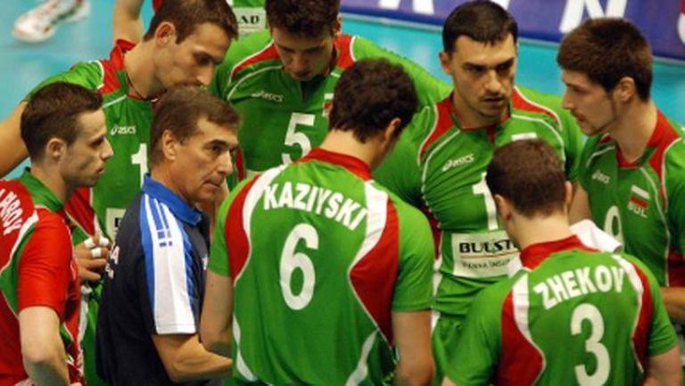 Силвано Пранди: Целта е да класирам България на Олимпиадата и това да стане с участието на Матей Казийски