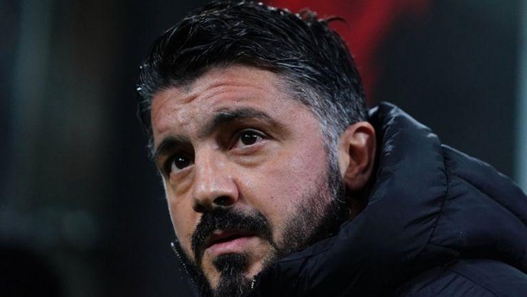 Статистиката показва, че Гатузо се справя страхотно начело на Милан