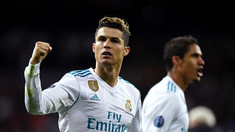 Кристиано вече не е в Реал Мадрид, но...