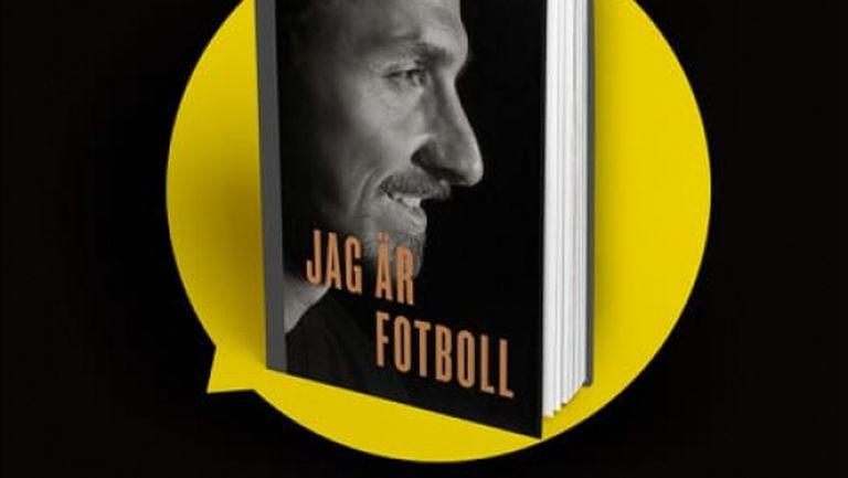 Златан Ибрахимович написа втора автобиографична книга за кариерата си