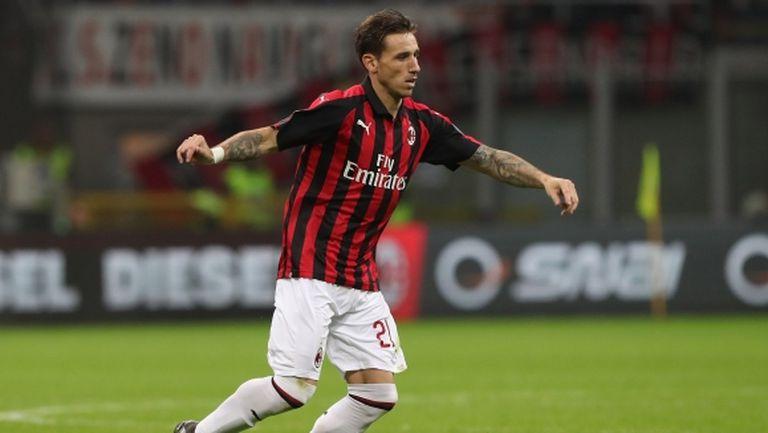 Милан губи Билия за два месеца