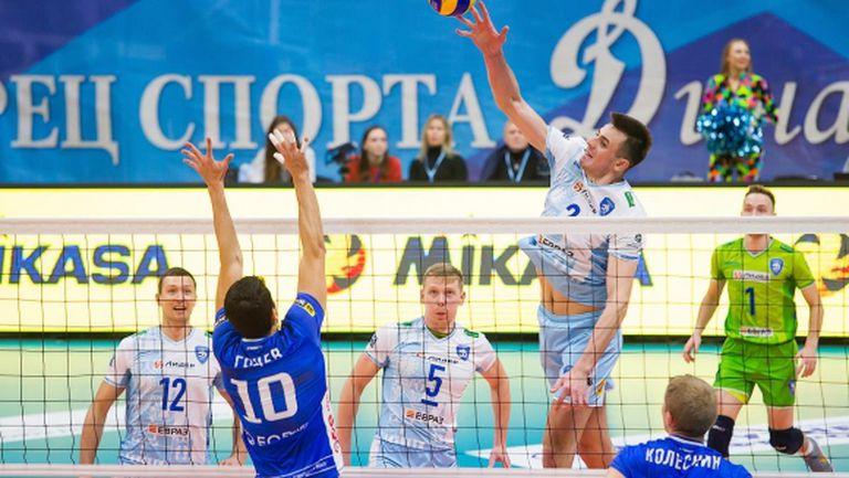 Светослав Гоцев дебютира със загуба за Динамо (ЛО)