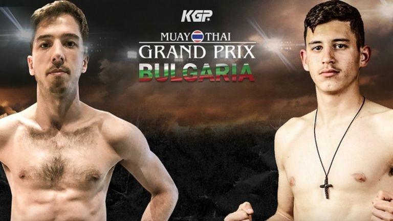 Англичанин сломи млад кипърски талант на Muay Thai Grand Prix Bulgaria