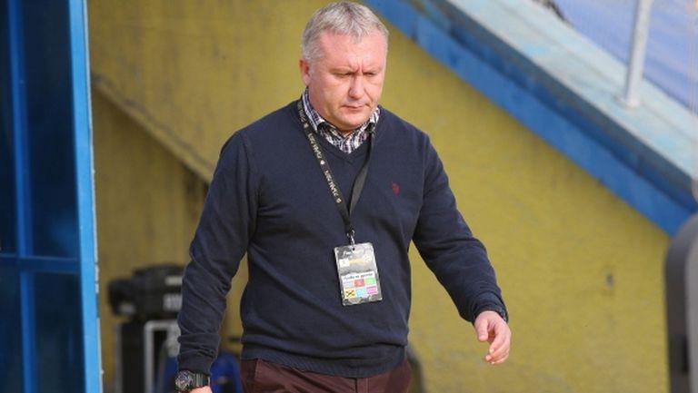 Киров: Заслужена победа на Левски, загубихме заради липса на самочувствие