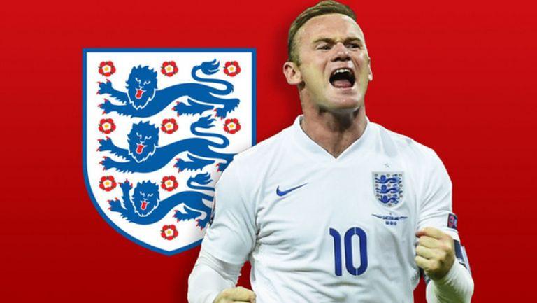 Рууни отново ще играе за Англия