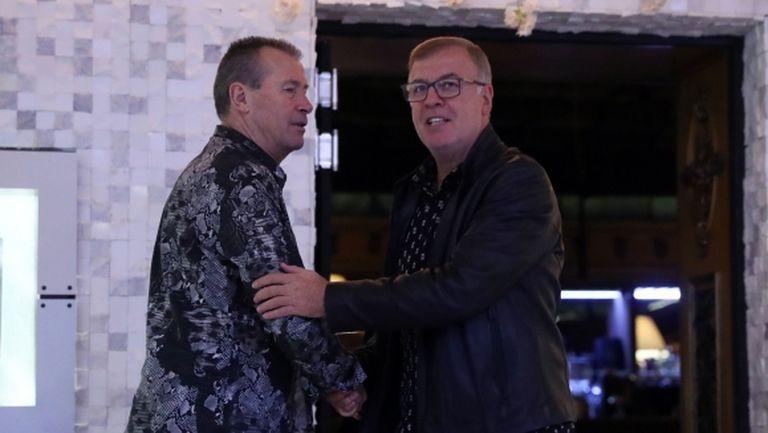 Сираков: Левски е способен да детронира Лудогорец от върха (видео)