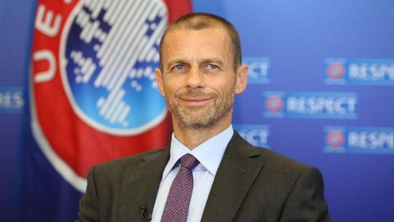 Президентът на УЕФА против създаването на Суперлига