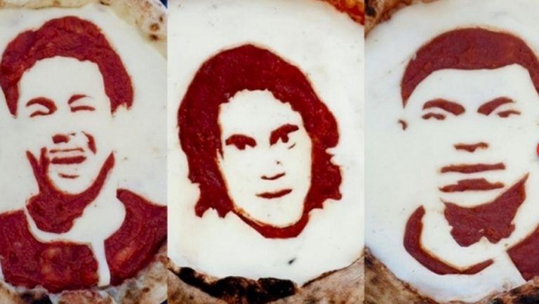 """В Неапол предлагат пица """"Кавани"""", """"Неймар"""" и """"Мбапе"""""""