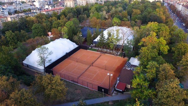 Interactive Tennis с първи уикенд турнир в MG Tennis Club